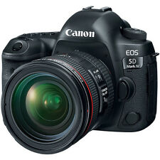 Canon EOS 5D Mark IV DSLR Camera with 24-70mm f/4L Lens!! USA MODEL BRAND NEW!!