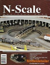 N-Scale May 2005 LEDs Backdrops Phillips Gas Station Switches Mini Cut Saw