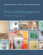 Financial Management: Principles and Applications E-BOOK VERSION