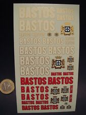 """DECALS 1/24 TABAC """" BAST . S """" -  T76"""