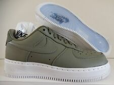 MENS NIKELAB AIR FORCE 1 LOW URBAN HAZE GREEN-WHITE SZ 10 [555106-300]