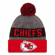 Kansas City Chiefs New Era 2016 Sideline Official Sport Knit Hat - NFL