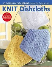NEW Knit Dishcloths by Darla Sims Paperback Book (English) Free Shipping