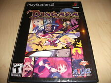 Disgaea - Hour of Darkness (PS2) US-Ver.Erstauflage NEU