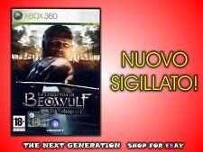 LA LEGGENDA DI BEOWULF GIOCO PER XBOX 360 NUOVO SIGILLATO VERSIONE ITA!