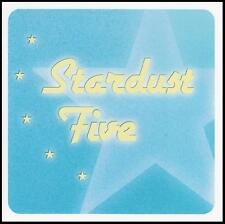 STARDUST FIVE - SELF TITLED ~ PAUL KELLY ~ 11 Track SURF ROCK / POP CD *NEW*