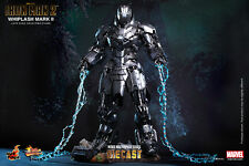 "HOT TOYS Iron Man 2 Whiplash Mark II 12"" Figure IN STOCK"