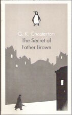 THE SECRET OF FATHER BROWN G K Chesterton New 2013 paperback TV detective priest
