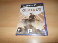 GLADIUS PS2 GAME brand new & SONY sealed  UK PLAYSTATION 2