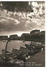 SAN REMO - Riviera dei fiori - Il porticciolo dei pescatori...BROMOFOTO - Milano
