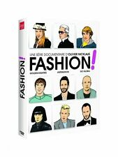 Fashion ! : La série documentaire d'Olivier Nicklaus - Coffret 2 DVD