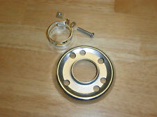 """Guy Wire Ring & Clamp,Philmore 15-835,For 1.25"""" Antenna Mast,NEW"""