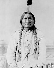 Sitting Bull 8 x 10 Photo Picture
