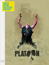 Platoon (Blu-ray Disc, Collectible Faceplate)