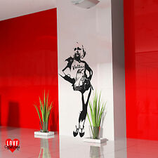 Debbie Harry Blondie Atomic Vultures life-size wall art sticker bedroom living