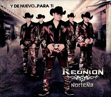 Y de Nuevo... Para Ti [Digipak] by La Reunion Norte€a (CD, Mar-2013, Azteca...