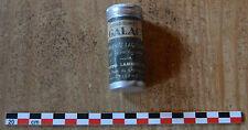 Boîte métallique ancienne, Comprimés Galac, ferments lactiques, Orléans