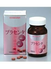 JAPAN MARUMAN SPF PORK PLACENTA SKIN BEAUTY&HEALTH CARE SUPPLEMENT(120 TABLETS)