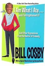 I Am What I Ate... and I'm Frightened!!! Signed To Amy Bill Cosby Gag Gift!