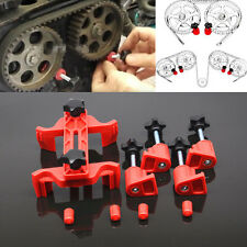 Car 5x Dual Cam Clamp Camshaft Engine Timing Tool Sprocket Gear Fixed Locking