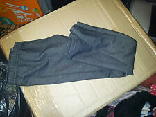 PAIR OF GIRLS DENIM JEANS DENIM & CO AND PAIR GREY LEGGINS M & S AGE 4 -5 YEARS