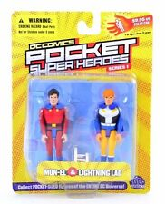 Mon-el & Lightning Lad DC Direct Pocket Super Heroes Series 1