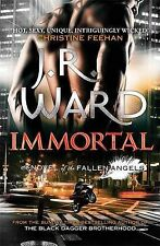 Immortal: Number 6 in series (Fallen Angels), Ward, J. R., New condition, Book