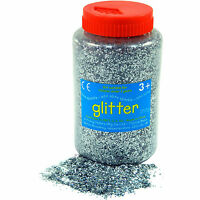 Giant Glitter Sifter 250g - Silver AP/101/GSS