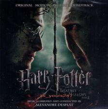 Harry Potter Und Die Heiligtümer Des Todes 2 - OST   Alexandre Desplat   CD NEU