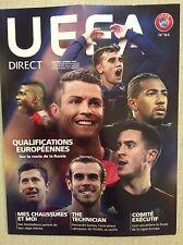 PRESENTAZIONE UEFA QUALIFICAZIONI EUROPEI CALCIO 2018 CRISTIANO RONALDO BALE