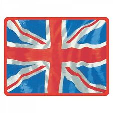 "RETRO Humour ""Union Jack Flag"" Kitchen Fridge Magnet. GB/English/British/UK."