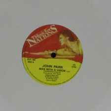 "JOHN PARR 'MAN WITH A VISION' UK 7"" SINGLE"
