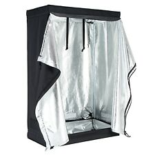 "48""x24""x72"" Indoor Grow Tent Plant Growing Room Hydroponic Non Toxic Hut"