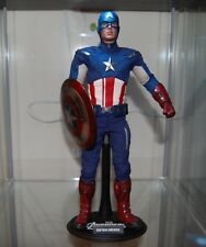 Hot Toys Marvel The Avengers Captain America MMS174 1/6 Scale Collectible Figure