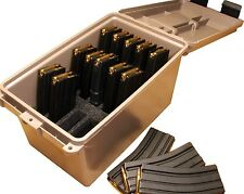 Ammunition Magazine Pouches Holder Storage Hold 30 Round 223/5.56 AR15 Mag Can