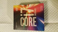 Intel Core i7-6700K  4.0Ghz  Quad Core CPU  LGA1151