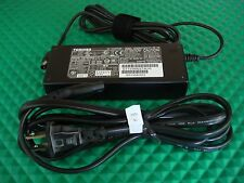 New Genuine Toshiba Portege Satellite AC Adapter 15V-5A with Pover Cord
