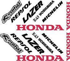 x14 Mini Kit Renthal Repsol Lazer Yoshimura Michelin ****choose your colour*****