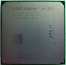 AMD Dual Core CPU Athlon 64x2 4600+ 2.4GHz Socket AM2