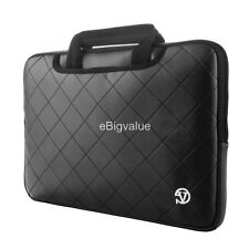 Black Sleeve Bag Briefcase for HP / ASUS / Lenovo / Acer / Dell 13.3 '' Laptop