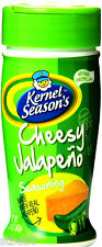 CHEESY JALAPENO Kernel Season's  Popcorn Seasoning 2.4 Oz All Natural