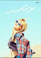 "K-POP SNSD GIRLS' GENERATION TAEYEON 2TH ALBUM ""WHY"" OFFICIAL POSTER"