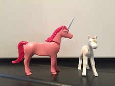 Playmobil Unicorn And Foal