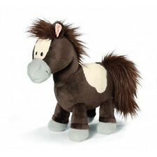 NEW PLUSH SOFT TOY NICI Horse Club - Standing Brown Kapoony Pony Horse - 35cm