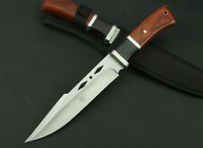 New custom wood handle Fixed Bowie knives Survival Hunting knife K310A 18FK356