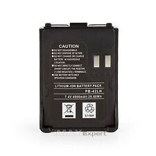 4000mAh PB-42XL Battery for KENWOOD TH-F6 F6A TH-F7 F7E