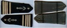 Pattes d'épaules - Commandant gendarmerie départementale ancien modèle