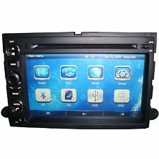 "7"" Car Stereo DVD Player For Ford Explorer 2006-2009 With GPS Navigation Radio"