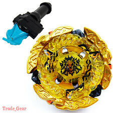 BB99 Hell Hades Kerbecs BEYBLADE Masters Fusion Metal+GRIP+BLUE LAUNCHER