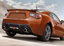 """PRE-PAINTED FOR SCION FRS 2013-2016 """"GT86 STYLE""""REAR SPOILER WING NEW ALL COLORS"""
